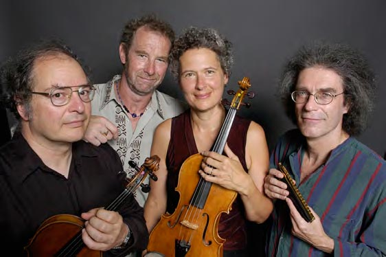 Aurea Ensemble Founding Members