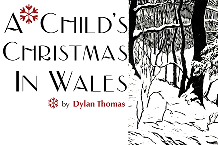 A Childs Christmas In Wales.A Child S Christmas In Wales Aurea Ensemble