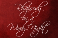 Rhapsody on a Windy Night